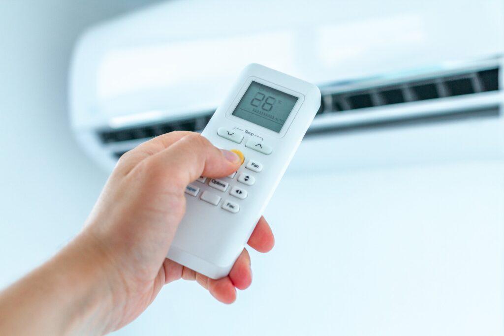 風量や設定温度を管理することで消費電力は抑えられる